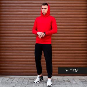Чоловіче худі червоне