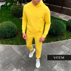 Чоловіче худі жовте